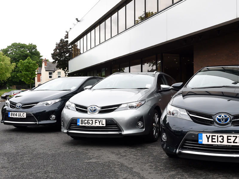 Toyota, Auris, fleet