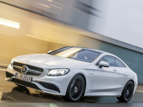 Mercedes, S63, AMG, Coupe