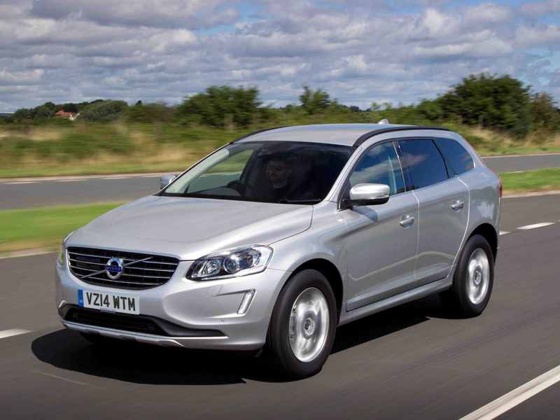 volvo xc60 d5 awd se lux nav review i business car manager. Black Bedroom Furniture Sets. Home Design Ideas