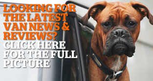 Looking for the latest van news and reviews? Click here for the full picture