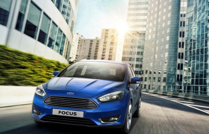 New Ford Focus prices start from £13,995