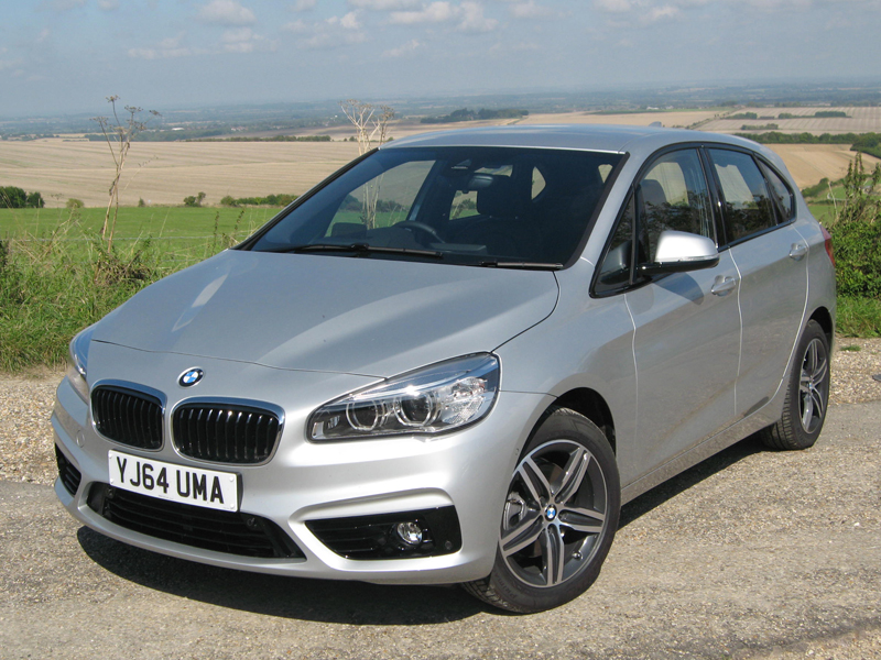 bmw 218d se active tourer ground breaker business car. Black Bedroom Furniture Sets. Home Design Ideas