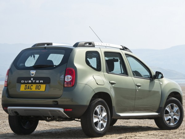 model year changes for dacia duster page 2 of 2 business car manager. Black Bedroom Furniture Sets. Home Design Ideas