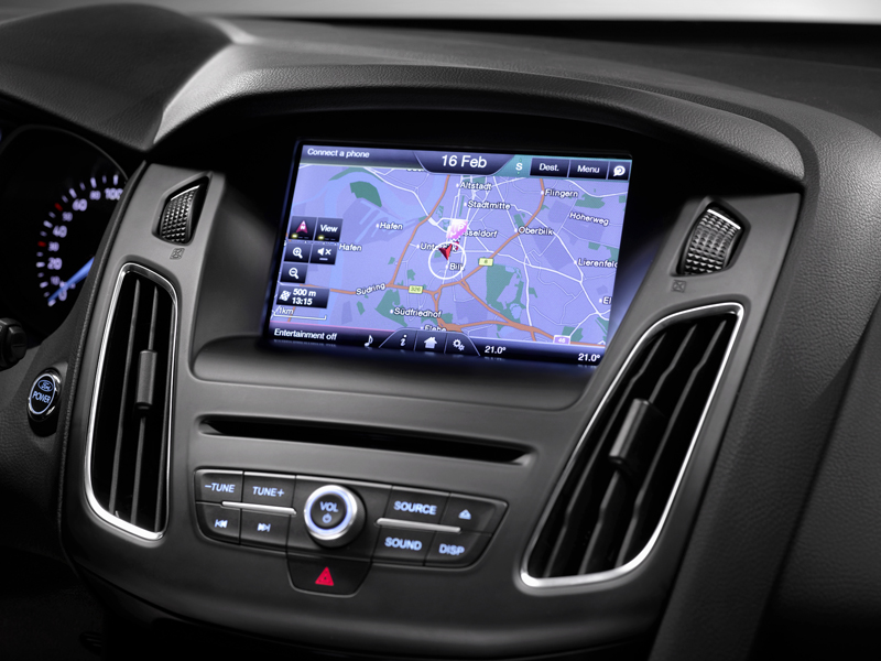 Image Result For Ford Kuga With Sat Nav