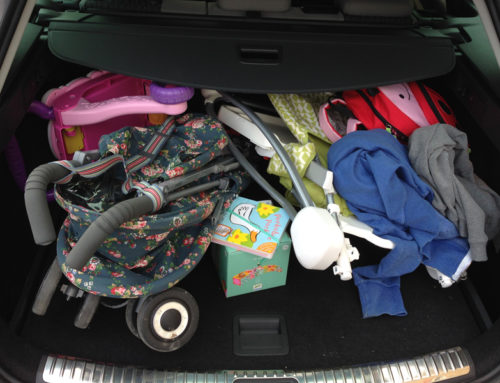 5 ways to keep your car clean while raising kids