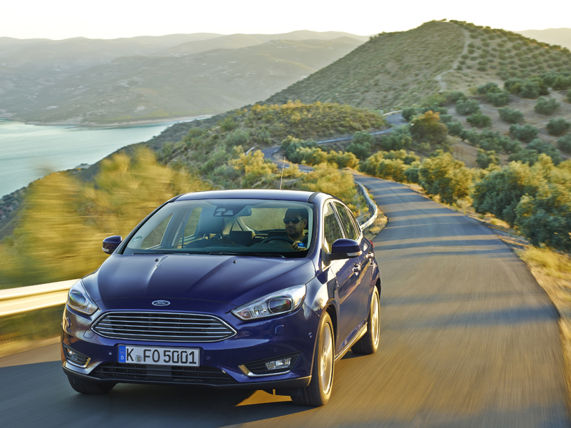 Ford, Focus, front