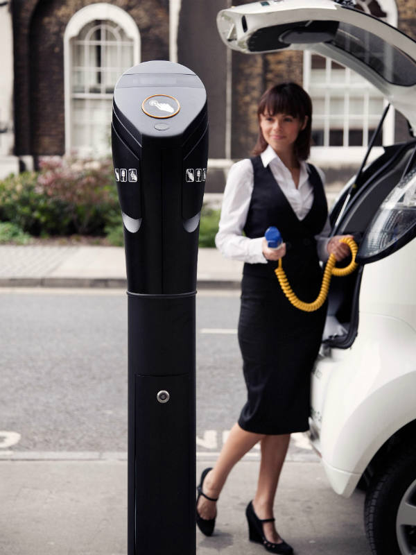 POD Point Electric Vehicle Charging Infrastructure 7
