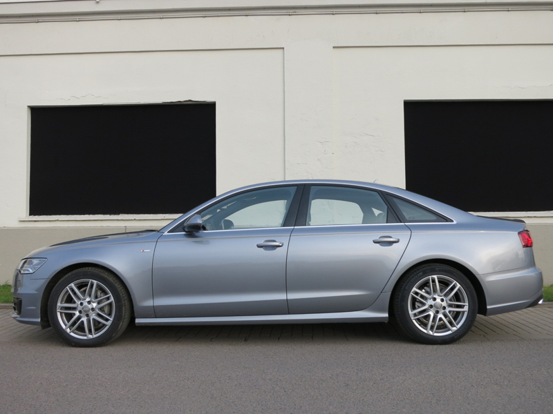 Updated Audi A6 car review | Business Car Manager