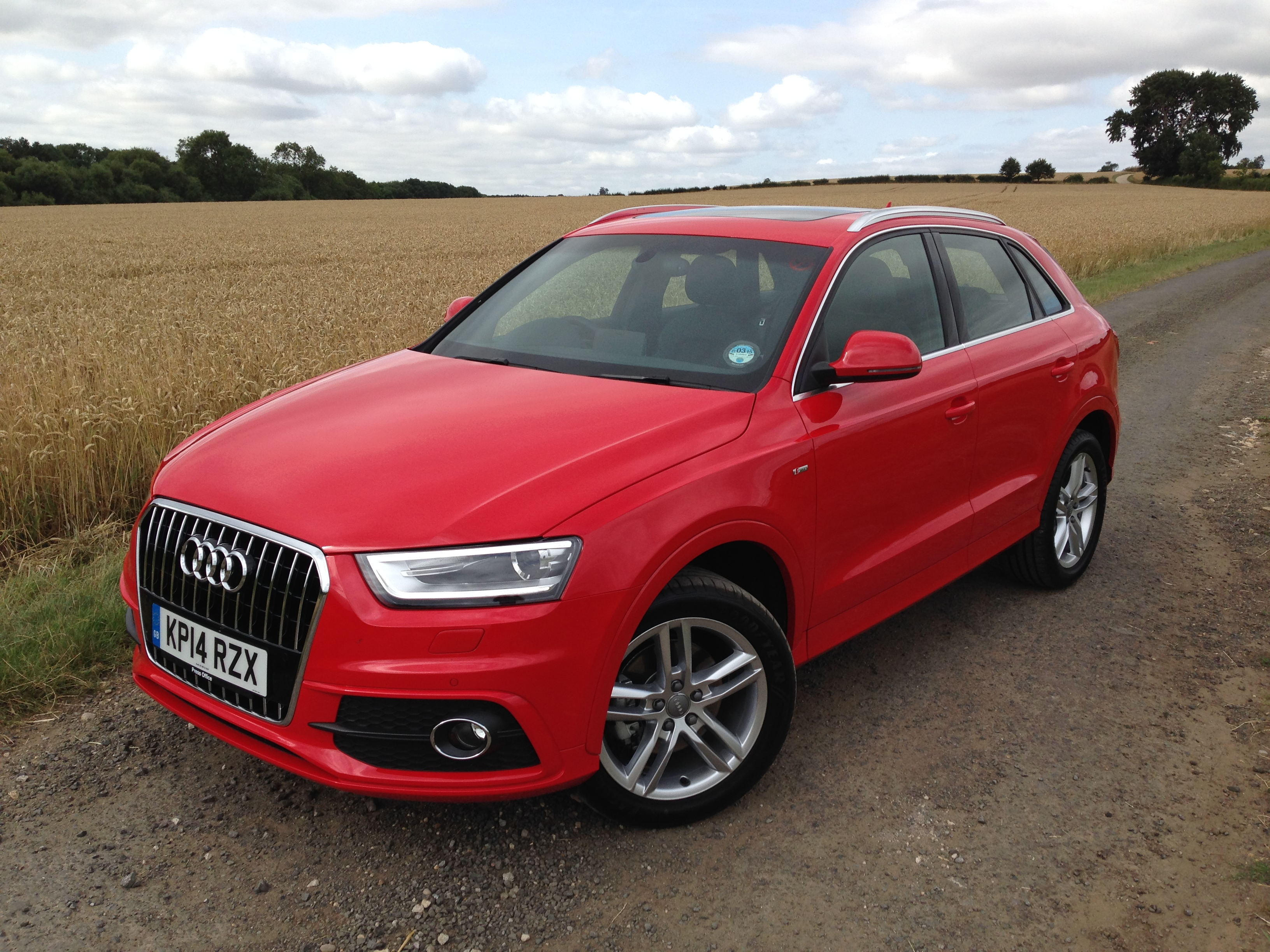 audi q3 1 4 tfsi cheaper to run business car manager. Black Bedroom Furniture Sets. Home Design Ideas
