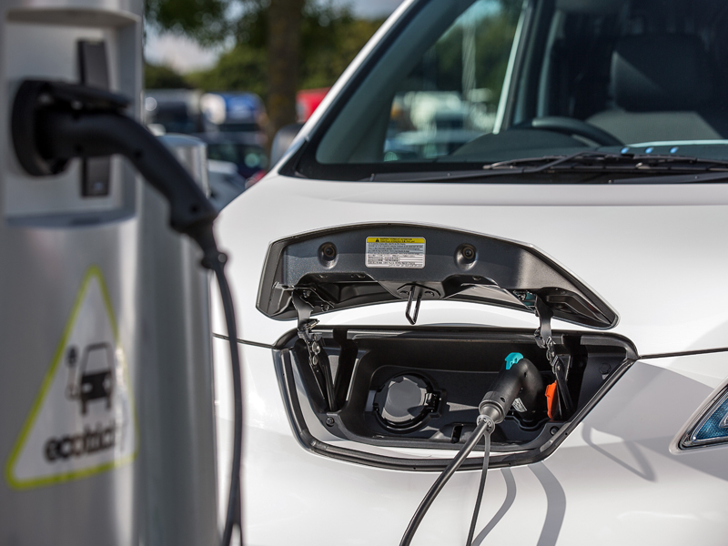 Fuel Benefit In Kind On Electric Cars
