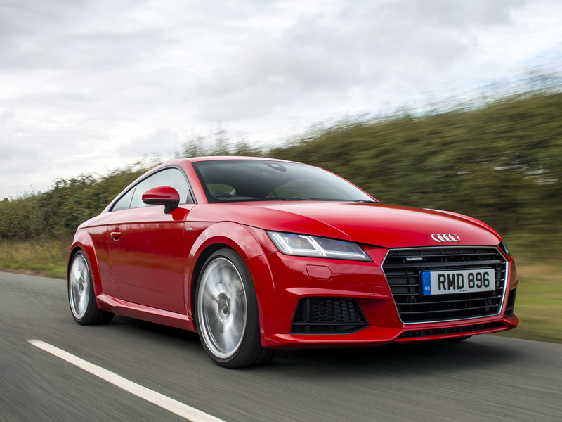 audi tt 2 0 tdi ultra sport review business car manager. Cars Review. Best American Auto & Cars Review