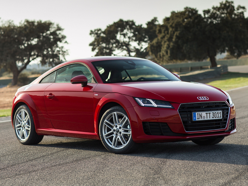 Audi Tt 2 0 Tfsi Quattro Review Business Car Manager