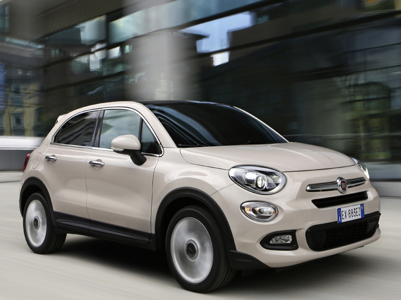 fiat 500x review business car manager. Black Bedroom Furniture Sets. Home Design Ideas
