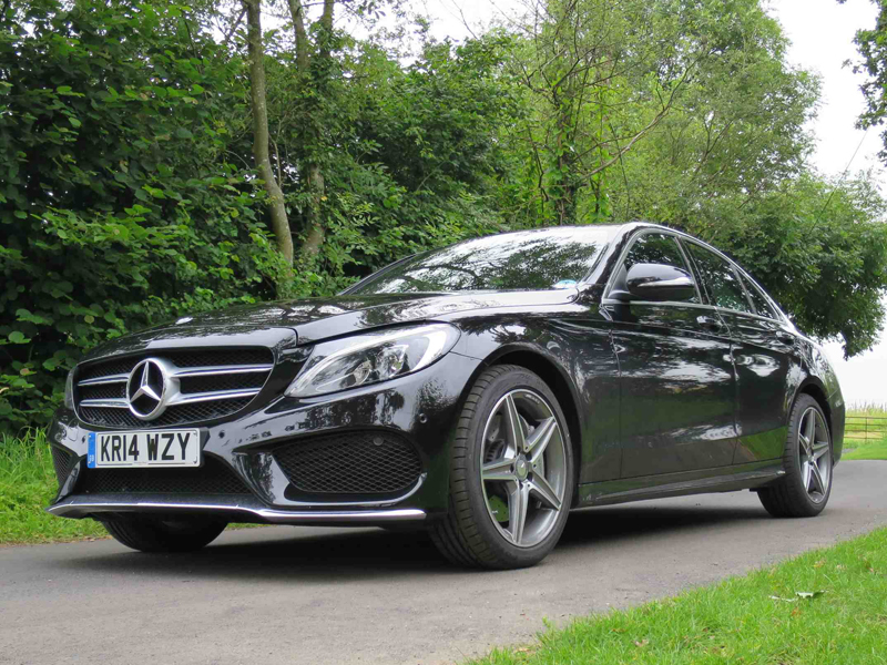 Mercedes benz c250 saloon review business car manager for Mercedes benz c250 amg
