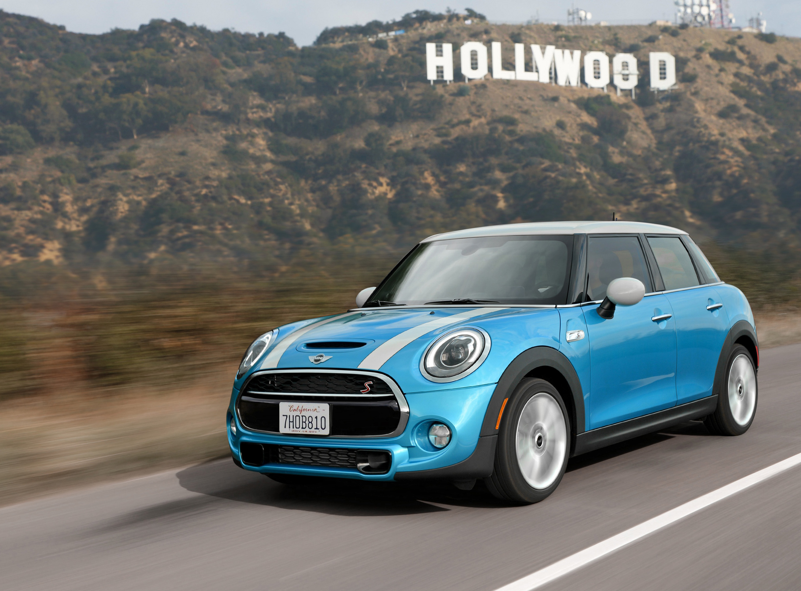 Mini Opens Five Doors Stateside Business Car Manager