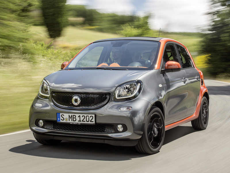 Smart ForFour 1800