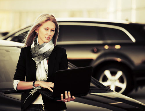 What are the benefits of business car leasing?