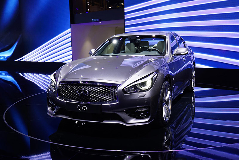 Tom Williams Infiniti >> New lower pricing and lower tax engine for updated Infiniti Q70