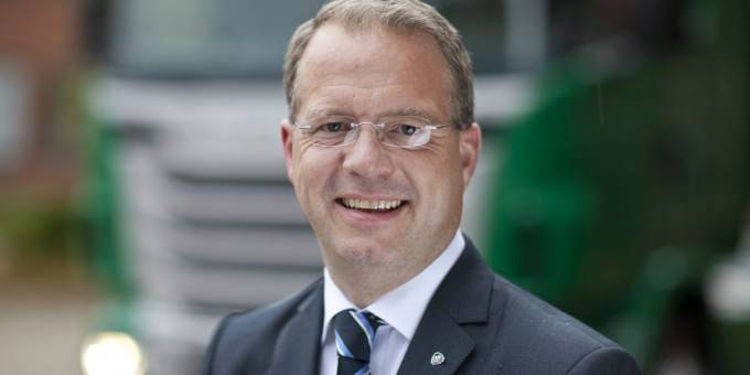 Martin Lundstedt - Chairman, The Commercial Vehicle Board of Directors