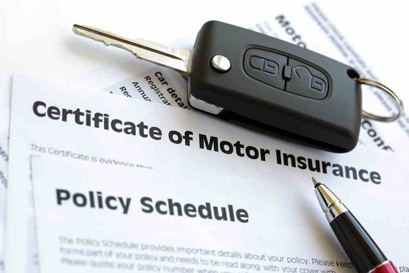 Company-car-insurance-policy