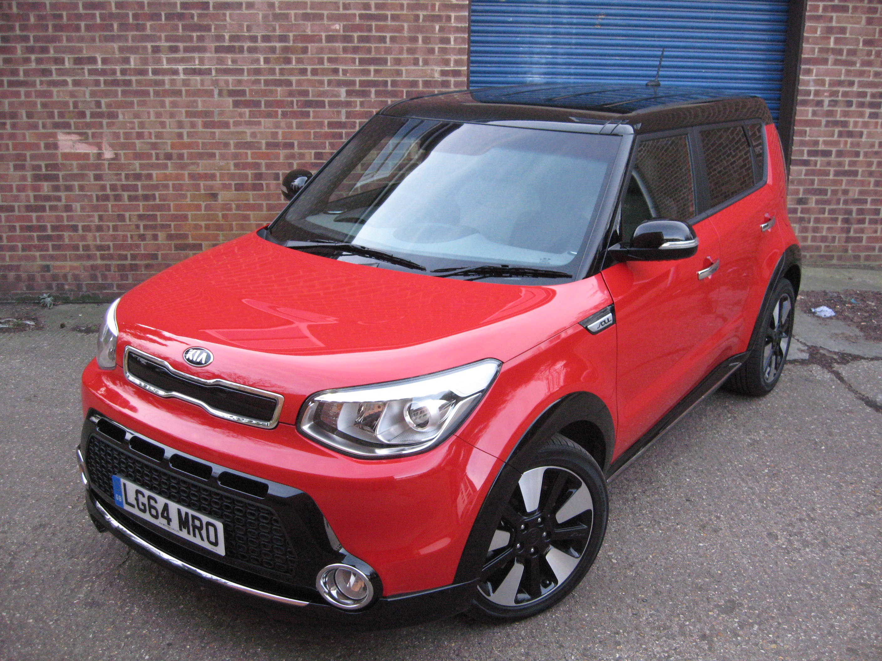 kia soul 1 6 crdi mixx high value package spoiled by unfit engine business car manager. Black Bedroom Furniture Sets. Home Design Ideas