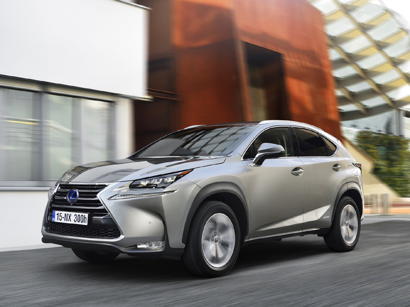 Lexus Nx 300h F Sport Review Business Car Manager