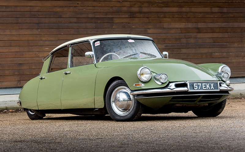 DS from 60 years ago