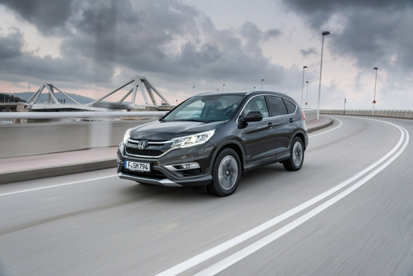 Honda CR-V 1.6 i-DTEC SE 160 ps 4WD