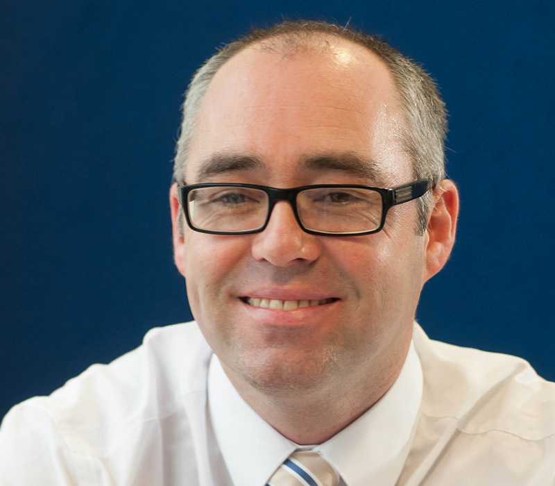 Mark Anderson, Academy Leasing's Vehicle Finance Director