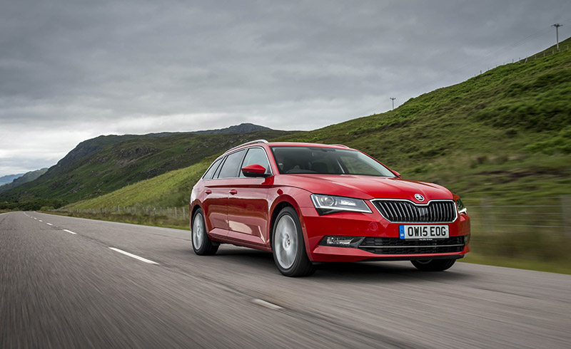 Skoda Superb 1.9 TDI 150 SE Estate2