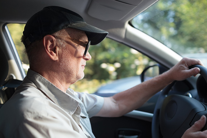 Driving eyesight regulations