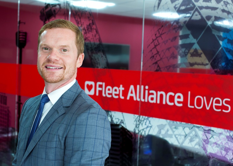 Martin Brown, MD of Fleet Alliance wins its fourth Great Place to Work award