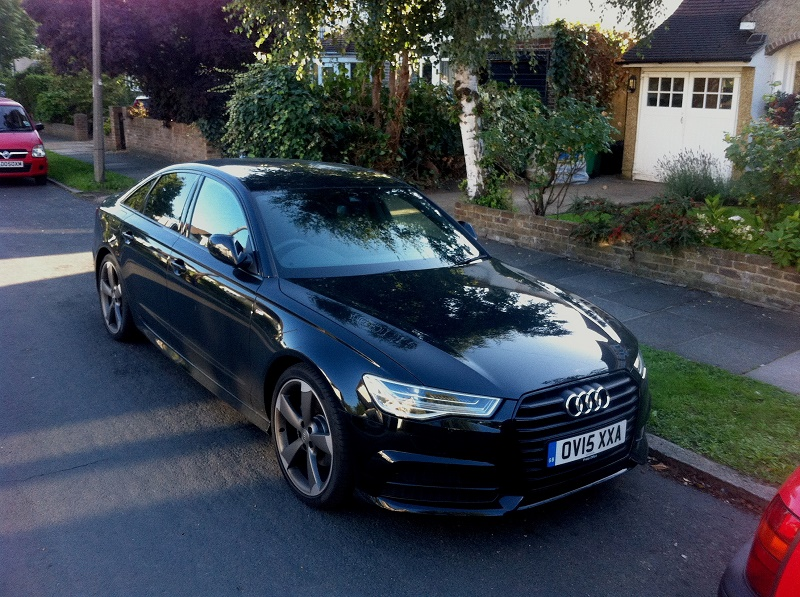 Audi A6 2 0 Tdi Ultra Review Business Car Manager