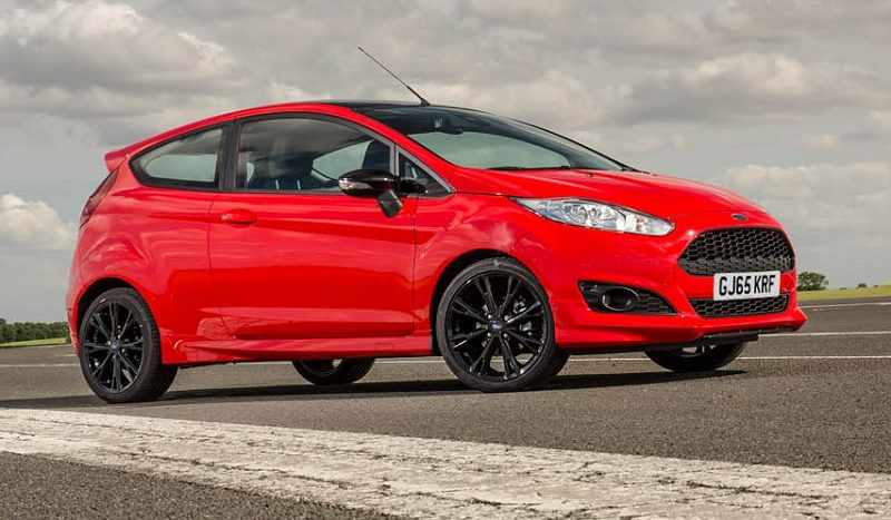 Ford Fiesta is the UK best seller by a significant margin