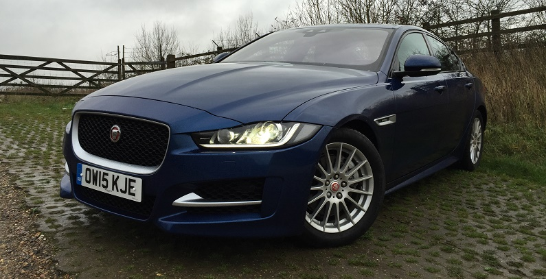 Jaguar Xe 2 0 I4 163 R Sport Review Business Car Manager