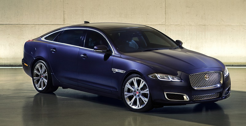 2016 Jag XJ Autobiography front