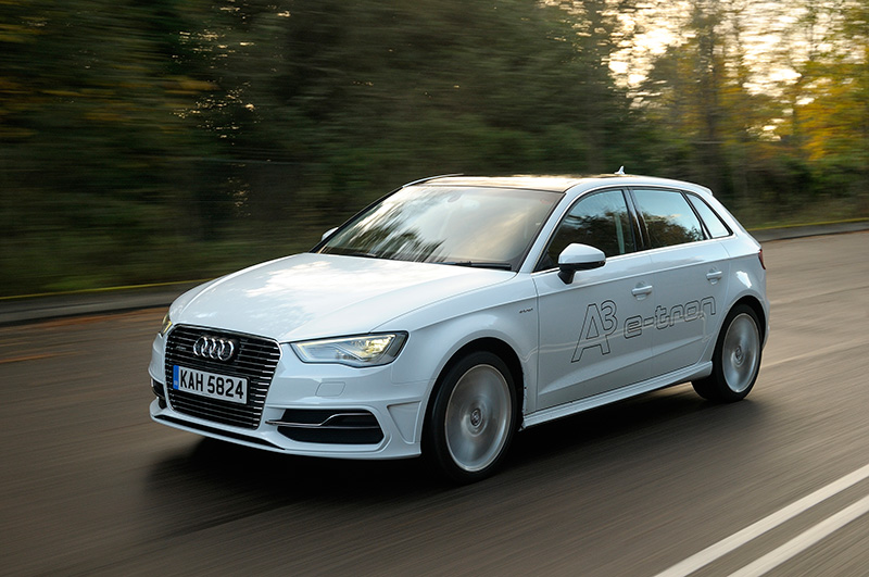 Audi a3 sportback contract hire