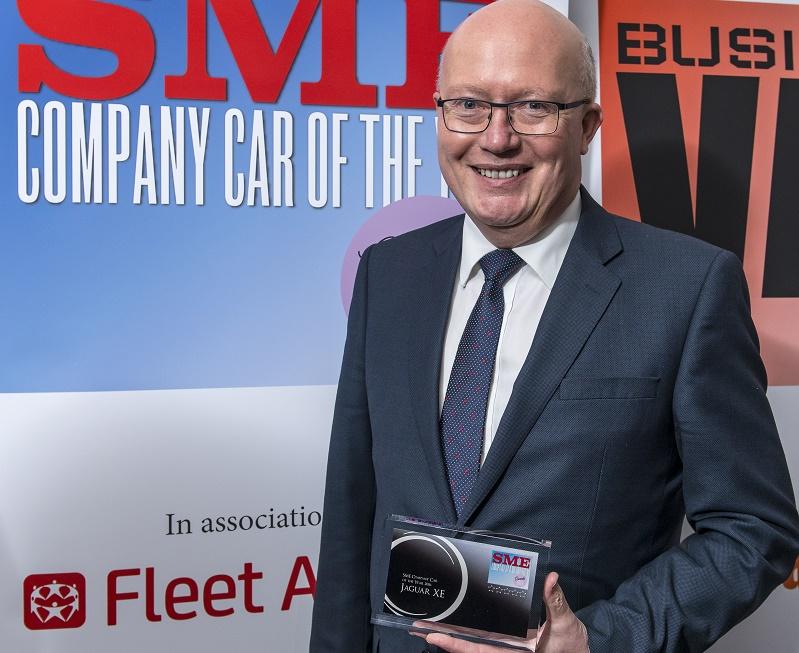 Jon Wackett, fleet & business sales general manager, Jaguar