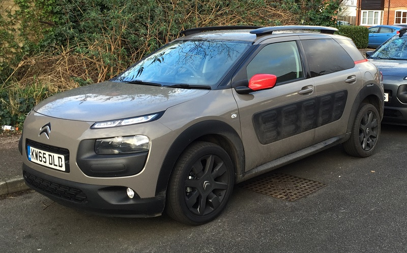 Citroen C4 Cactus 1 6 Hdi 100 Business Car Manager