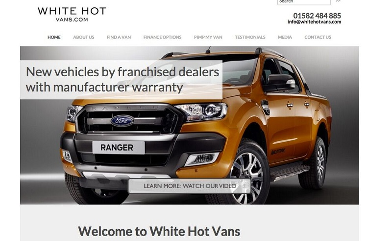white hot vans screenshot
