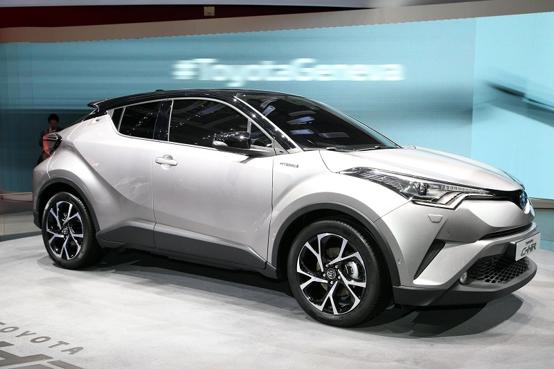 Mark Roden is looking forward to the Toyota C-HR launching at the end of 2016