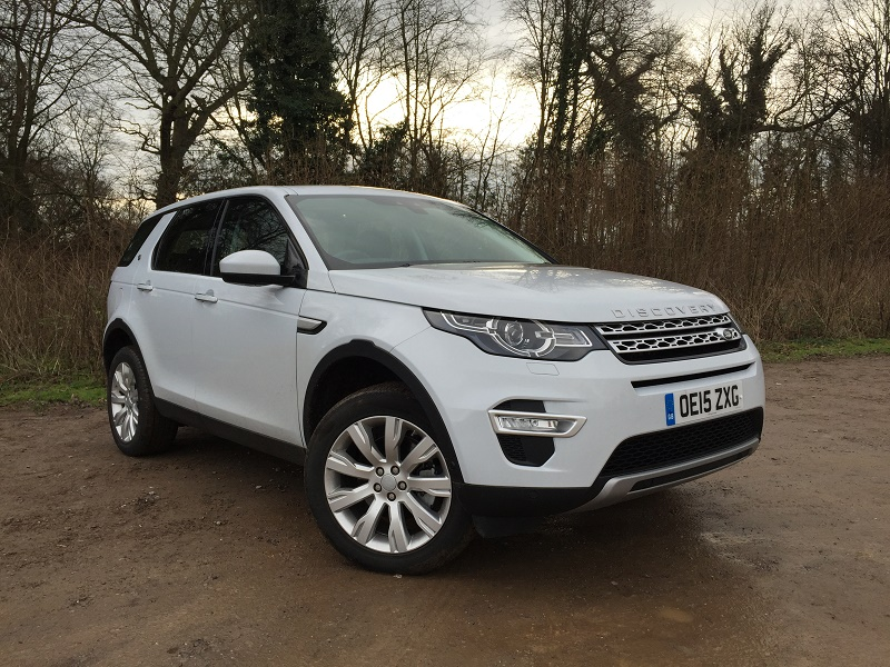 Land Rover Discovery SUV guide