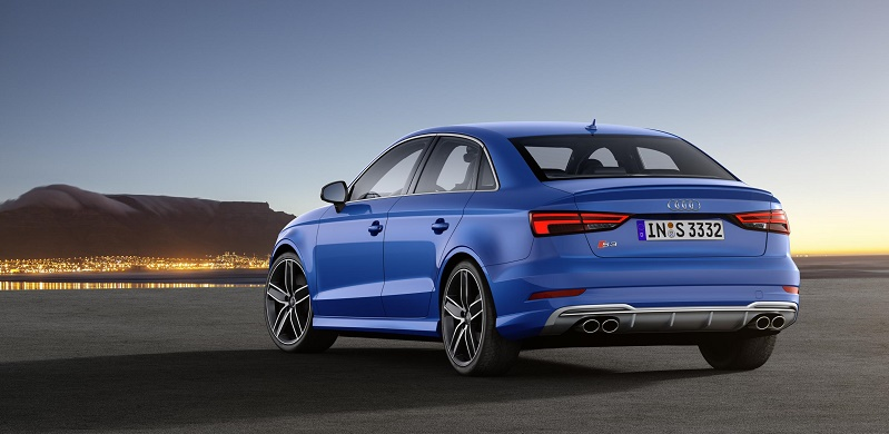 Audi s3 sportback contract hire