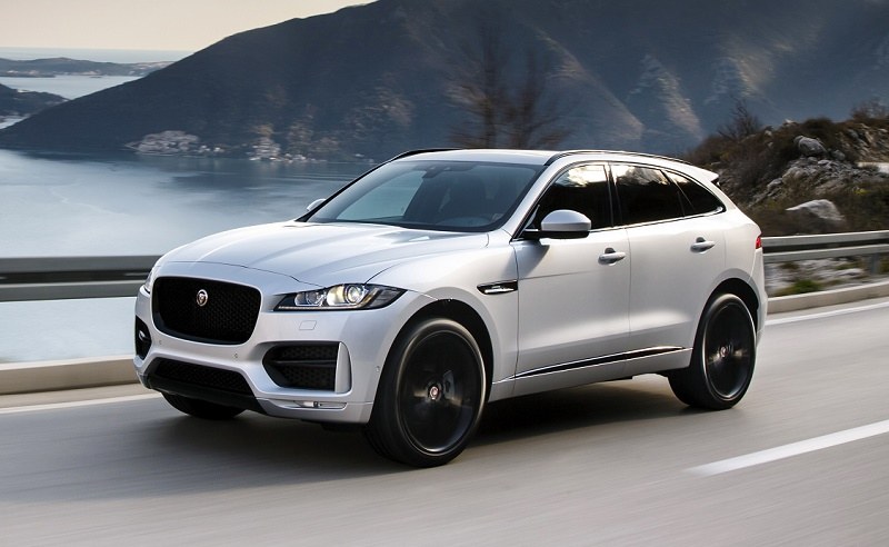 New Jaguar F-Pace SUV review - the sports car of SUVs ...
