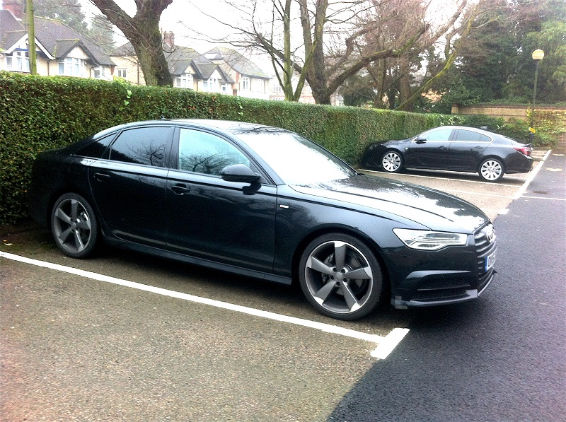 Audi A6 Ultra Review 3 Business Car Manager