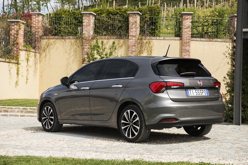fiat tipo badge returns business car manager. Black Bedroom Furniture Sets. Home Design Ideas
