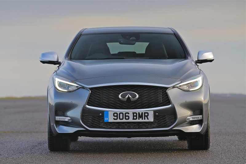 Infiniti scores doubled sales year-on-year boosted by the success of the Infiniti Q30