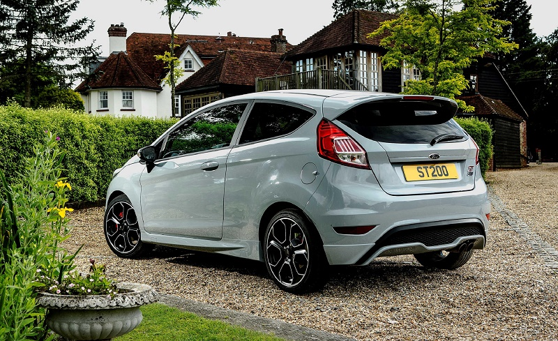 Ford Fiesta ST200 review | Business Car Manager