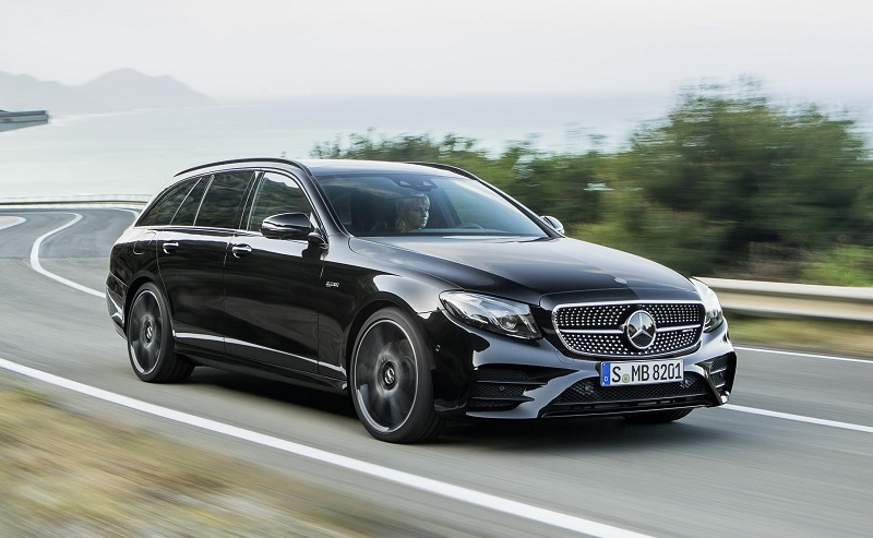 New Mercedes E Class Estate Business Car Manager