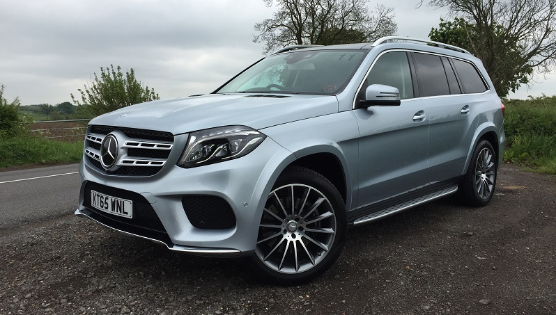 Mercedes Gls 350d 4matic Designo Line Business Car Manager